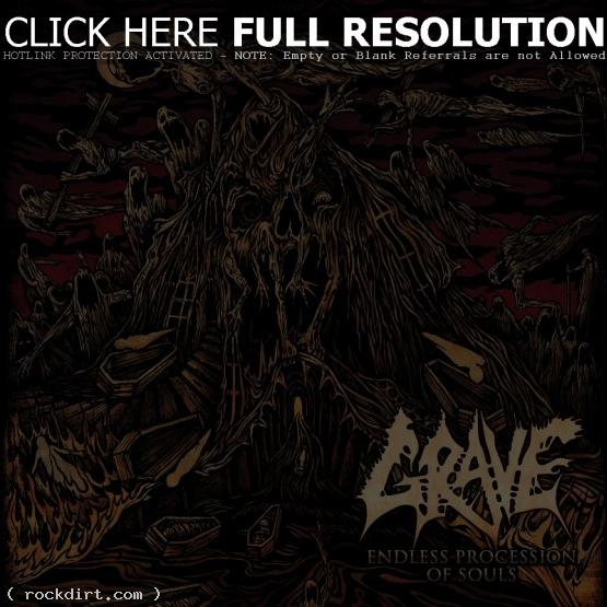 Grave 'Endless Procession Of Souls'