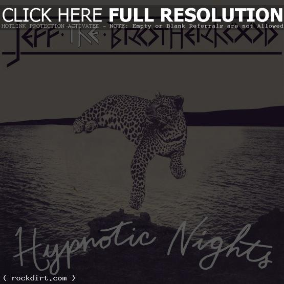 JEFF the Brotherhood 'Hypnotic Nights'