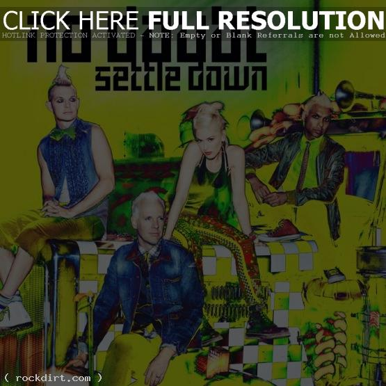 No Doubt 'Settle Down'
