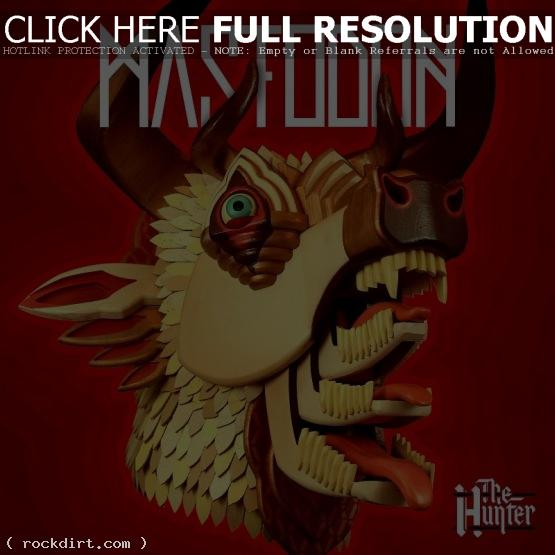 Mastodon 'The Hunter'