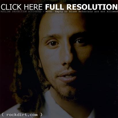 Zack de la Rocha of Rage Against the Machine RATM