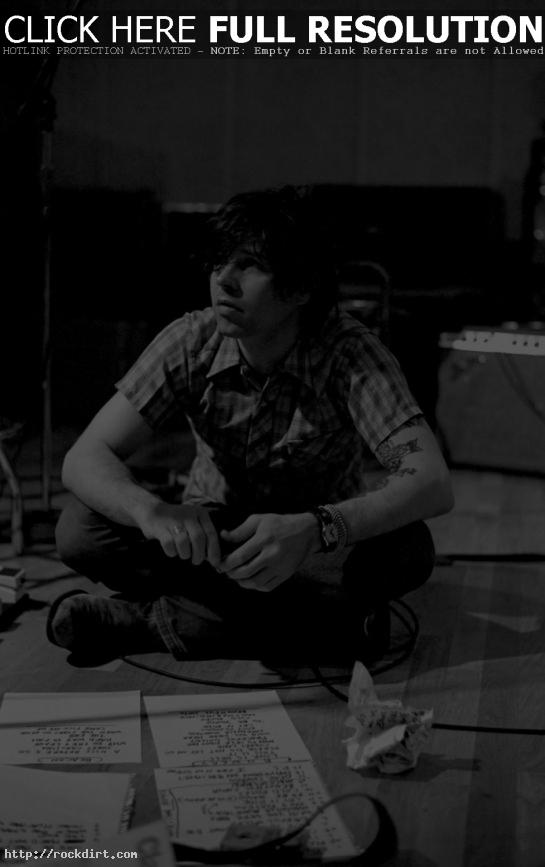 Ryan Adams 'Easy Tiger'